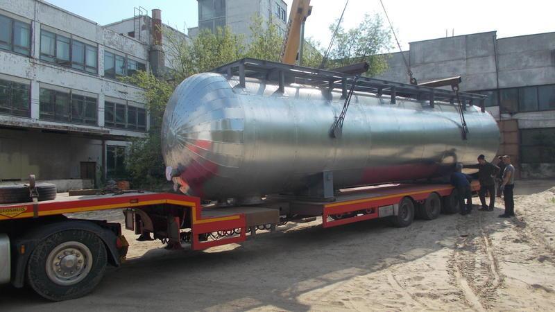 резервуар РГС-50